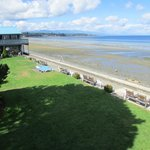 Qualicum Beach from balcony #115