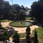 Jardim maravilhoso!