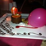 Mi pastel de cumpleaños