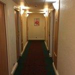 Hallway 4th floor