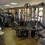 FULL size gym 1