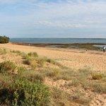 À 5m du site 184, accès à la plage