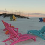 Fantastic new beach chairs