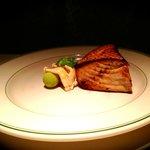 Ahi Tuna cooked to perfection!