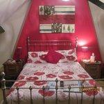 Beautiful attic room with en suite
