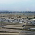 Pentagon view from room