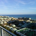 Destin FL condo beach view 2
