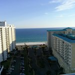 Destin FL condo beach view 1