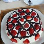 Fantastic Anniversary Cake
