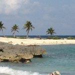 Beach/Snorkeling area