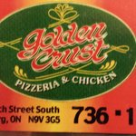 Foto de Golden Crust Pizza