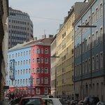 Colourful Hotel Urania