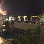 Rooftop terrace + pool