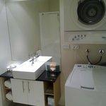 Washing facility