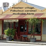Hawker cafe near Flinders
