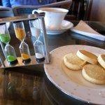 Casual Tea at Palace Lounge