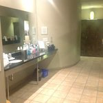 Ladies change room, Urban Oasis Mineral Spa     1445 Portage Avenue, Winnipeg, Manitoba R3G 3P4,