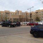 Parking Lot View 1