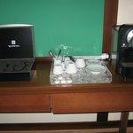 cafe y te en el easy room 24hs