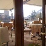 sala ristorante-terrazza