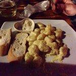 Gnocchi al gorgonzola very tasty