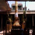 kalaleeswar temple-Muralitharan photo