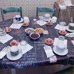 Una colazione da Re:)