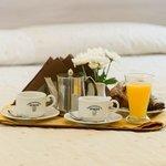 La nostra colazione.