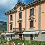 Ristorante Albergo Italia: la Villa.