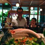 Foto de Melt Café at Mandarin Oriental, Singapore