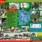 Full Day Safari program of Funny Day Safari Koh Samui