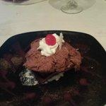 My birthday dessert (complimentary)