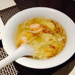 Soupe banh thanh.