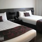 Executive Twin Room - spacious and clean