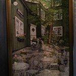 Original artwork indoors