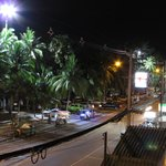 Jomtien by night from balcony