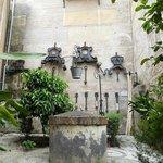 Двор Базилики