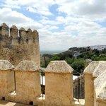 Стены Альказара