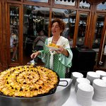 soirée paella et mojito présentée par q.c.