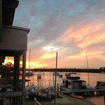 sunsets  over Noosaville