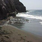 The beach at Taurito