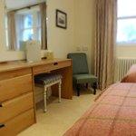 Lodge Bedroom - Room 2 - En-suite Twin