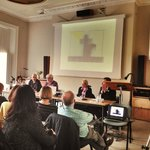 Panel Discussion, Michael Kenny RA at BRLSI Bath, 15 March 2014