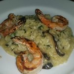 Tiger Prawn and Wild Mushroom Risotto