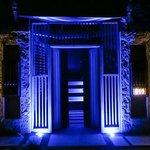 Pool-Villa Al Khaimah - Eingang