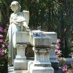 Bonaventure Cemetery in Savannah, Georgia