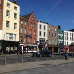 Dame St., Dublín, Irlanda