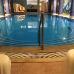 lovely indoor pool