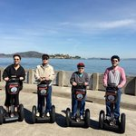 March 19th segway tour of San Francisco