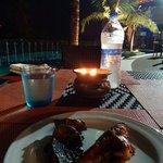 Рыба-гриль (закуска)